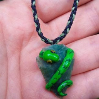 Green Quartz Tree Snake