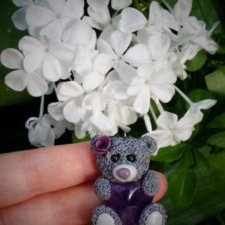Amethyst Teddy