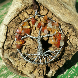 Carnelian Tree of Life