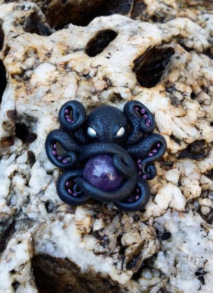 Amethyst Octopus