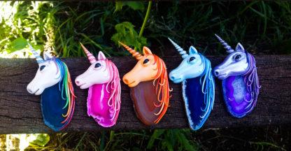 Agate Unicorn