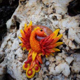 Carnelian Phoenix