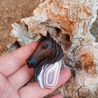 Agate Horse