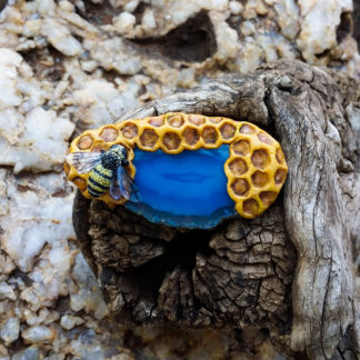 Agate Bee